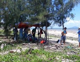 Phát hiện thi thể người đàn ông trên biển Cù Lao Chàm