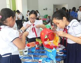 Học sinh Đà Nẵng làm lồng đèn tặng bạn vùng sâu, vùng xa vui Tết Trung thu