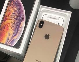 """iPhone XS Max tuồn ra sớm, sắp về Việt Nam với giá bán """"khủng"""" 79 triệu đồng"""
