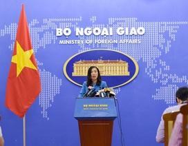 Việt Nam nói gì về việc Trung Quốc đề nghị hợp tác cùng khai thác trên biển?