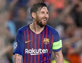 Đội hình tiêu biểu lượt mở màn Champions League: Nụ cười Messi, nước mắt C.Ronaldo