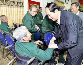 """Chủ tịch nước Trần Đại Quang và những chuyến """"về nguồn"""" trên quê hương Ninh Bình"""