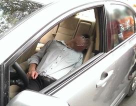 Giám đốc doanh nghiệp tử vong trong xe ô tô do ngạt khí