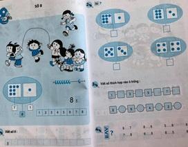 Sách giáo khoa không thiết kế để học sinh viết vào sách?