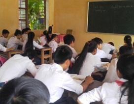 Thanh Hóa: Kiên quyết xử lý giáo viên vi phạm dạy thêm