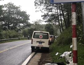 Nam du khách nước ngoài tử nạn khi tham gia trò chơi trượt thác Datanla