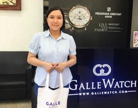 """Galle Watch với chiến dịch """"Thu gom pin đã qua sử dụng – Hướng tới cuộc sống xanh"""""""
