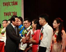 16 nhà giáo đoạt giải nhất tại Hội giảng giáo dục nghề nghiệp