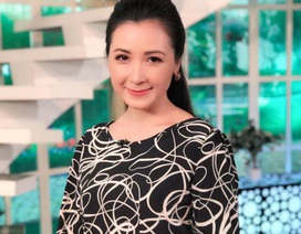 Diễn viên Khánh Huyền: Nếu chồng có bồ tôi sẽ đau khổ và tự dằn vặt mình
