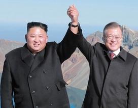 Món quà đặc biệt ông Kim Jong-un tặng tổng thống Hàn Quốc