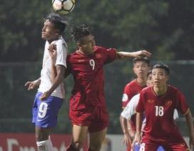 U16 Việt Nam thua Ấn Độ, HLV Vũ Hồng Việt nói gì?