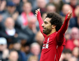 Liverpool toàn thắng trận thứ sáu liên tiếp ở Premier League