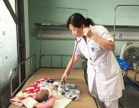 Trẻ ồ ạt nhập viện do bị vi rút nguy hiểm tấn công