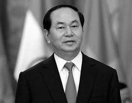 Quốc tang Chủ tịch nước Trần Đại Quang diễn ra 2 ngày 26, 27/9