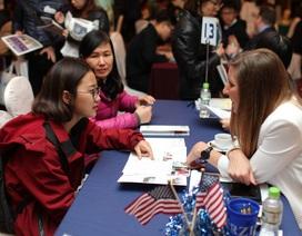 Miễn phí tư vấn và làm hồ sơ du học Mỹ trị giá 60 triệu tại Triển lãm Du học 45 trường Mỹ