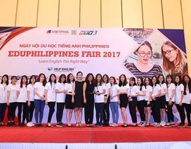 Triển lãm du học tiếng anh Philippines và quốc tế lần 3 tại TP. HCM