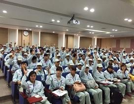 Gần 1.000 lao động Việt Nam cư trú bất hợp pháp ở Hàn Quốc hồi hương