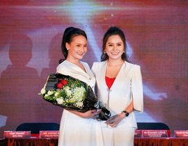 Diễn viên Bảo Thanh và Á hậu Minh Thảo tự tin, tỏa sáng thu hút mọi ánh nhìn