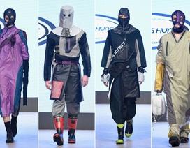 """""""Thời trang ninja"""" xuất hiện trên sàn catwalk"""