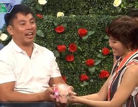 Chàng trai Bình Dương mang heo con đến tặng bạn gái ở show hẹn hò