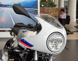 Giá bán bằng ôtô, BMW RnineT Racer có gì để thuyết phục người dùng Việt Nam?