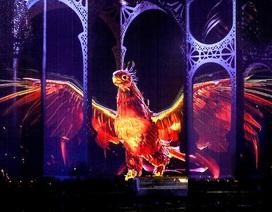 Mãn nhãn lễ hội ánh sáng lớn nhất thế giới tại Nga