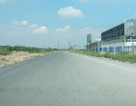 """Người dân """"thở phào"""" thoát hiểm hoạ tại đường gom cao tốc Hà Nội - Bắc Giang!"""