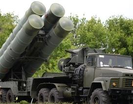 """Nga cung cấp """"rồng lửa"""" S-300 cho Syria sau vụ rơi máy bay quân sự"""