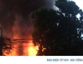 Gia cảnh cặp vợ chồng chết trong vụ cháy gần bệnh viện Nhi Trung ương