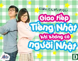 Học tiếng Nhật: Đi tìm phương pháp luyện giao tiếp khi không có bạn bè người Nhật