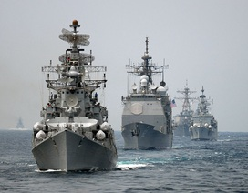 Tàu hải quân Ấn Độ thăm Việt Nam, thúc đẩy hợp tác song phương