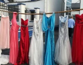TQ: Lấy trộm 73 chiếc váy cưới để có cảm giác tái hôn