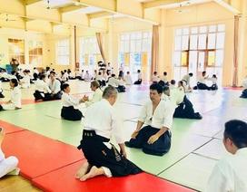 Tập huấn Aikido hữu nghị Châu Á lần thứ 6: Nhiều võ sư Aikido đẳng cấp thế giới tham gia