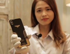 Ngắm iPhone XS Max mạ vàng 18k đầu tiên ở Việt Nam