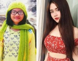 """Nữ sinh Sài thành """"dậy thì thành công"""" khiến dân mạng xuýt xoa"""