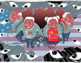 """Người Mỹ gốc Hoa mắc kẹt giữa """"làn đạn"""" chiến tranh thương mại Trung-Mỹ"""
