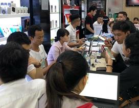iPhone XS Max chạm giá sàn chỉ sau 5 ngày có mặt ở Việt Nam