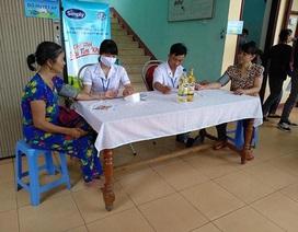 Quảng Bình: Trên 2.700 người dân được khám, tư vấn sức khỏe tim mạch miễn phí