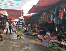 Hà Tĩnh: Hô biến đường dân sinh thành chợ để trục lợi