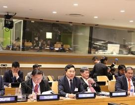 Vận động các nước ủng hộ Việt Nam ứng cử vào Hội đồng bảo an Liên hợp quốc