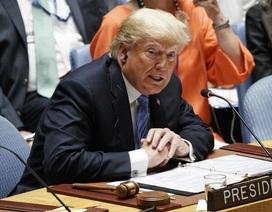 """Tổng thống Trump: """"Trung Quốc can thiệp bầu cử Mỹ vì không ưa tôi"""""""