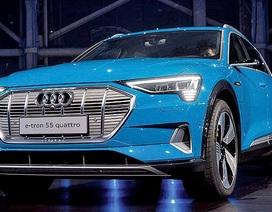Sợ lỗ, Audi chỉ sản xuất xe e-tron theo đơn đặt hàng