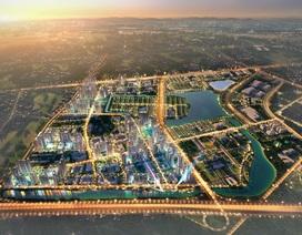 Vinhomes công bố mô hình quy hoạch VinCity