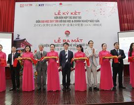 ĐH Duy Tân ra mắt Viện Kỹ thuật Công nghệ Việt - Nhật (VJIET)