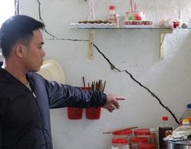 Thủy điện của vợ phó giám đốc Sở nổ mìn làm hỏng nhà dân: Chây ỳ đền bù?