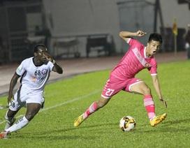 """Sài Gòn FC phủ nhận chuyện """"chuyển hộ khẩu"""" khỏi TPHCM"""