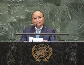 Thủ tướng kết thúc chuyến tham dự Phiên họp cấp cao Đại hội đồng Liên Hợp Quốc
