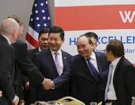 Thủ tướng: Việt Nam luôn coi trọng thúc đẩy hợp tác nhiều mặt với Hoa Kỳ