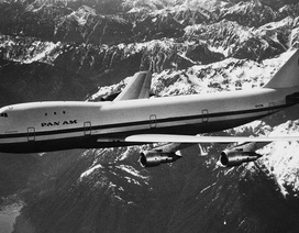 """Hành trình 50 năm của """"nữ hoàng bầu trời"""" Boeing 747"""