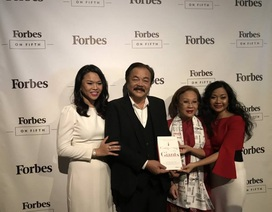 """Vì sao Dũng """"câm"""" bỗng tái xuất thăng hoa trở lại ở Forbes?"""